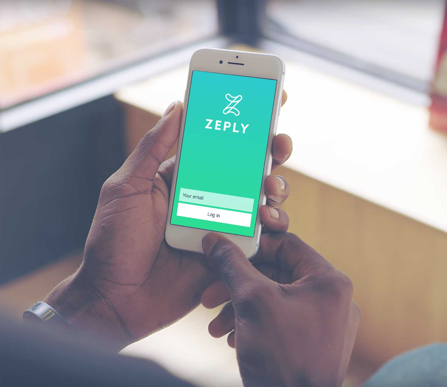 Sample branding #2 for Zeply
