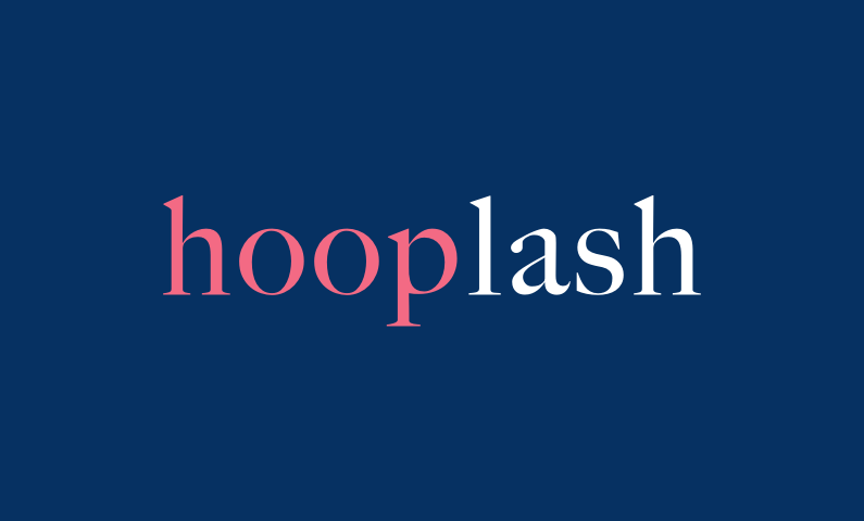 Hooplash - Fashion domain name for sale