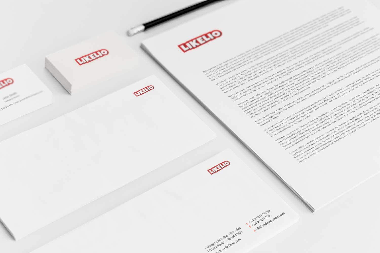 Sample branding #3 for Likelio
