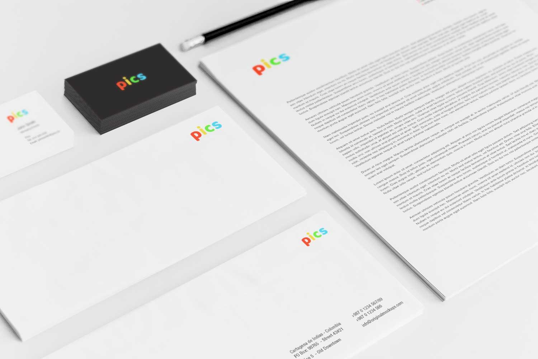 Sample branding #3 for Pics