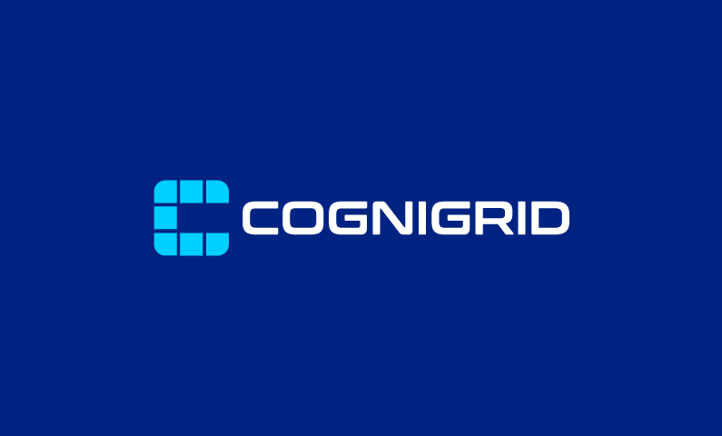 cognigrid logo - Ideal name for an intelligent business