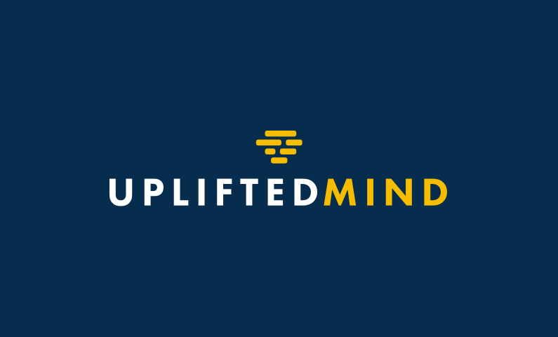 upliftedmind logo - Uplifting name suitable for many uses