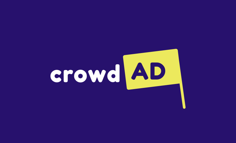 Crowdad - Crowdsourcing startup name for sale