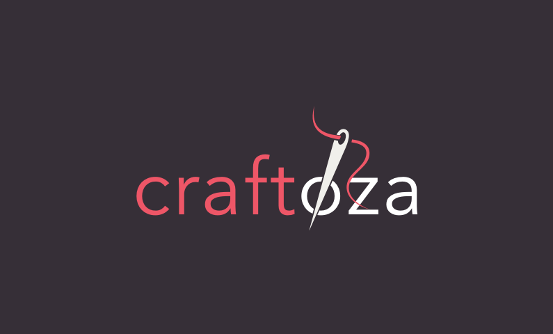 Craftoza - Business name for a company in the design industry