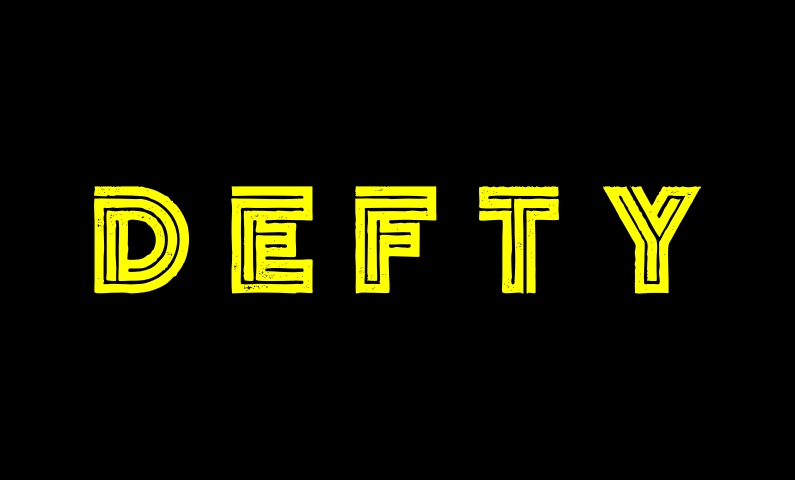 defty logo