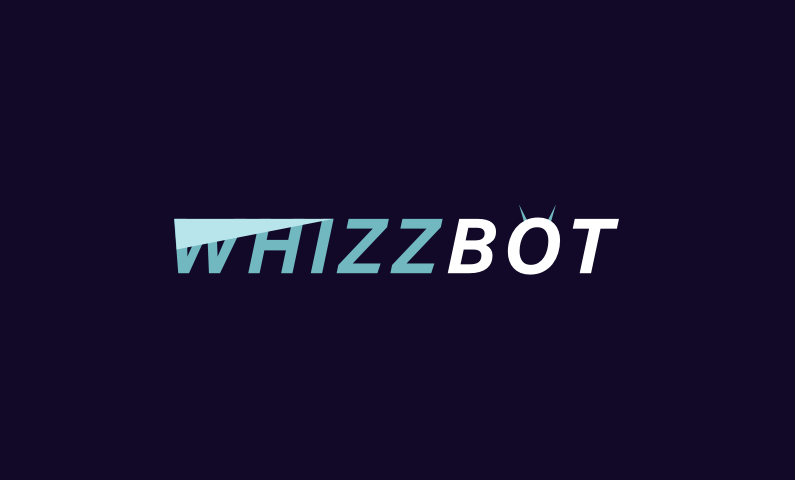 Whizzbot - Fun name for a robotics brand