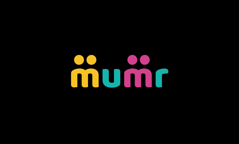 Mumr - Amazing brandable domain name