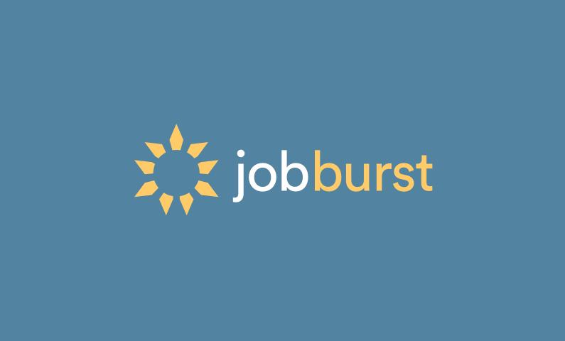 Jobburst - Recruitment product name for sale