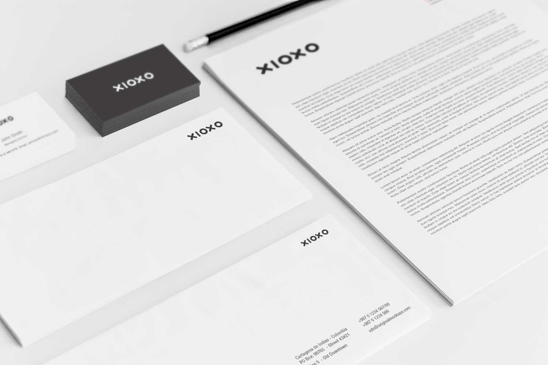 Sample branding #3 for Xioxo