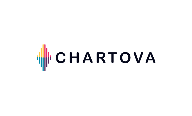 Chartova - Ideal business name for a charts or analytics company