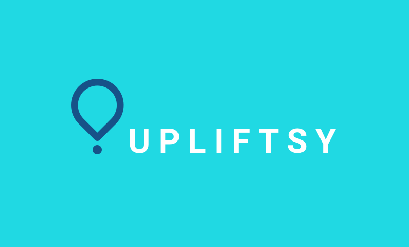 Upliftsy - Creative startup name for sale