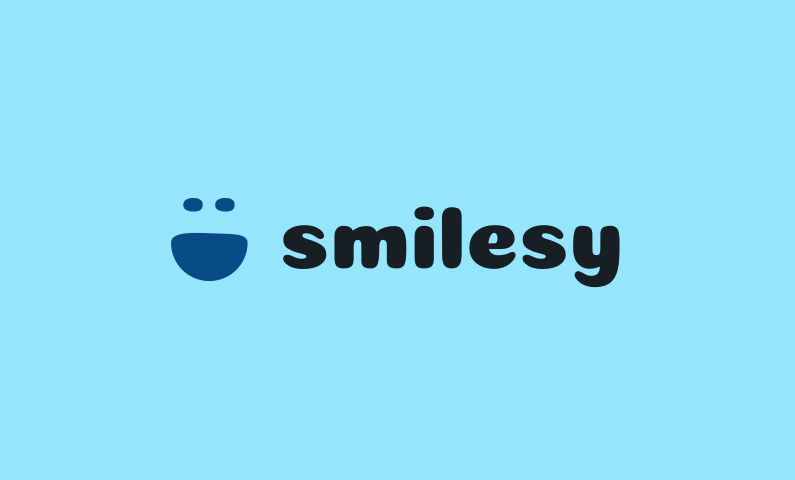 smilesy logo - Put a smile on your face