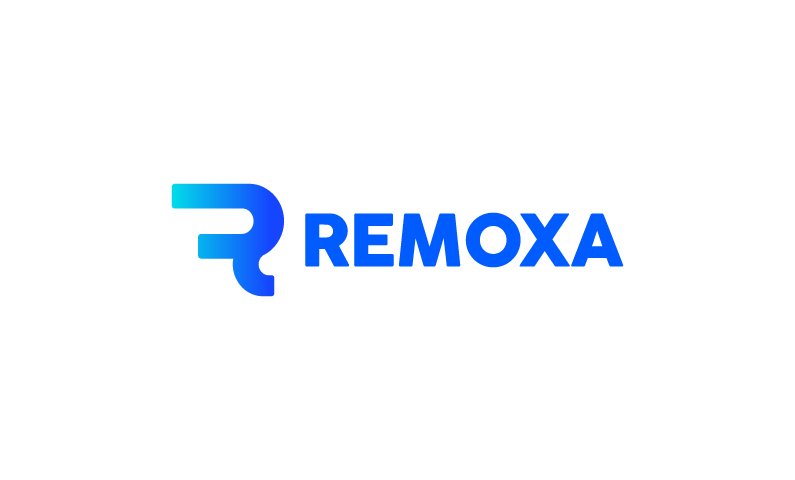 remoxa logo - Perfect healthcare domain