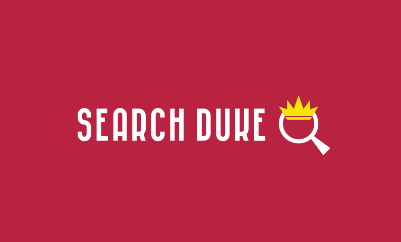 Searchduke - Search marketing startup name for sale