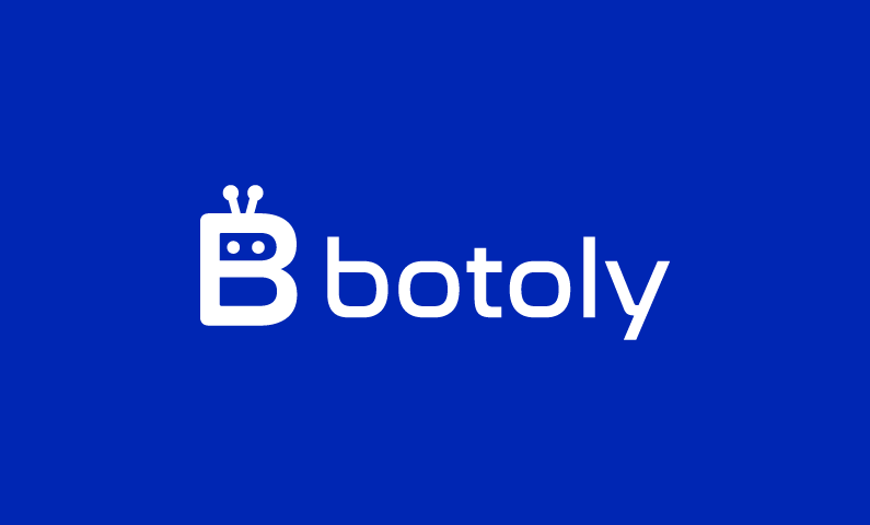 Botoly - Bot inspired domain name