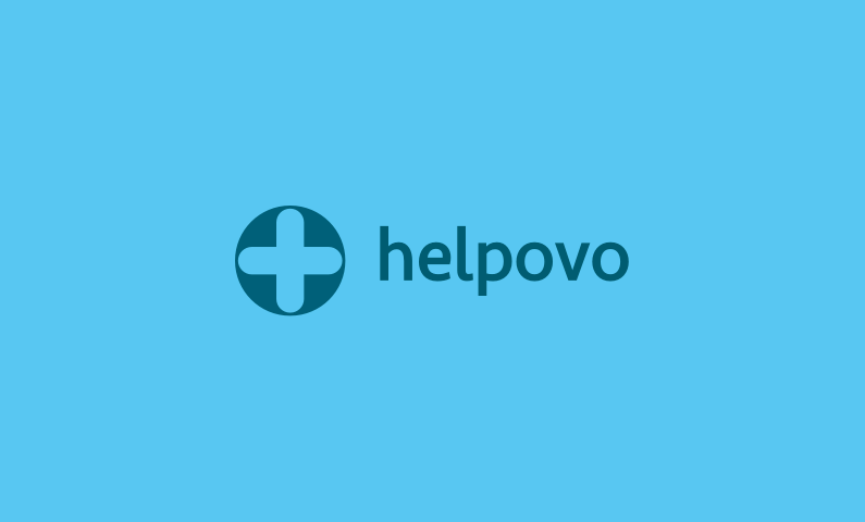 Helpovo - Potential startup name for sale