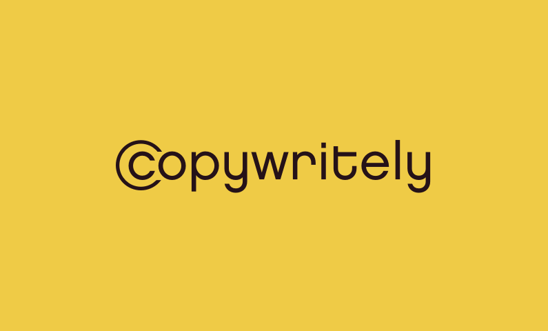 copywritely logo