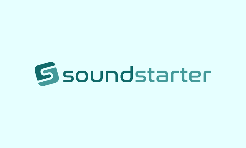 Soundstarter - Perfect name for music creation software
