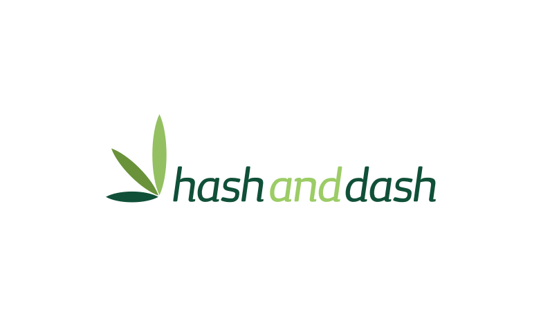 Hashanddash - Ideal name for a weed store