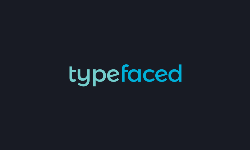 Typefaced