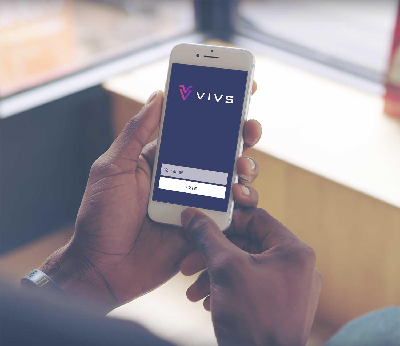 Sample branding #1 for Vivs