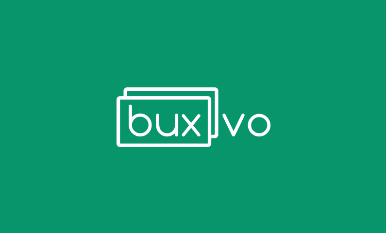 Buxvo - Finance brand name for sale