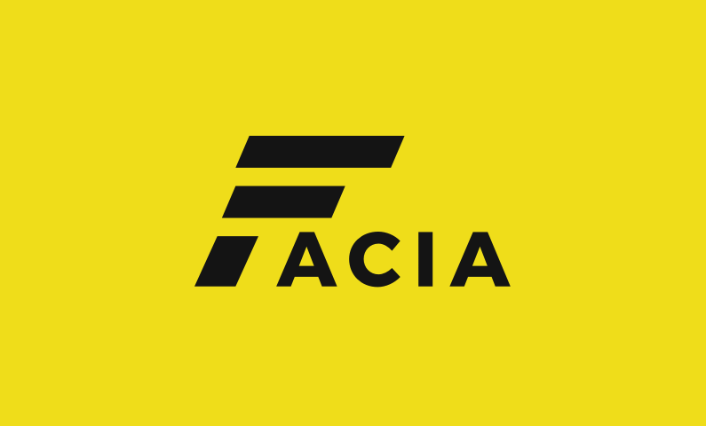 Facia - Business business name for sale