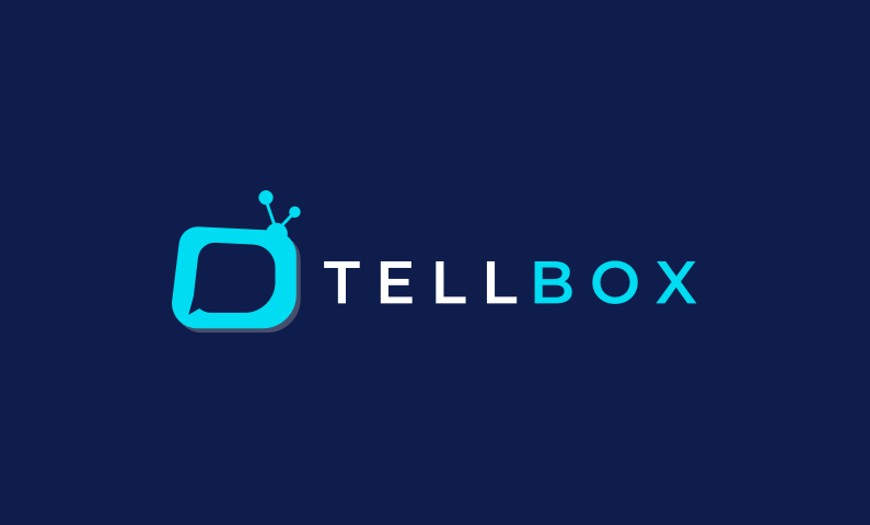 Tellbox - Perfect name for communication based business idea