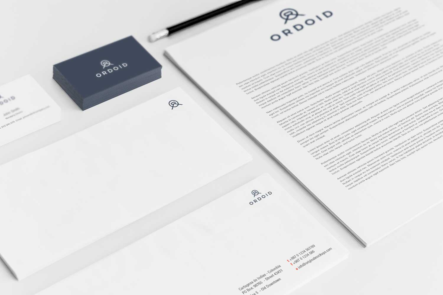 Sample branding #3 for Ordoid