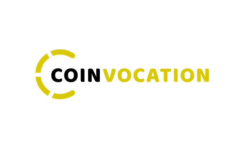 Coinvocation - Cryptocurrency startup name for sale