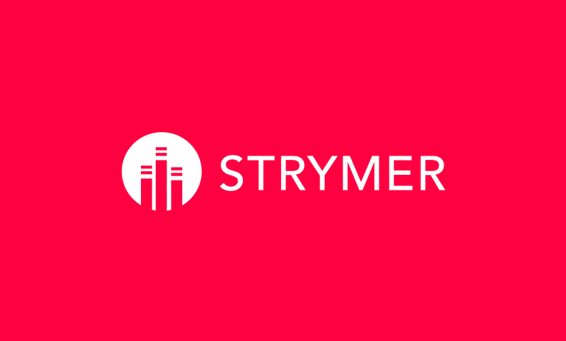 strymer logo - Business name for a company in the music industry