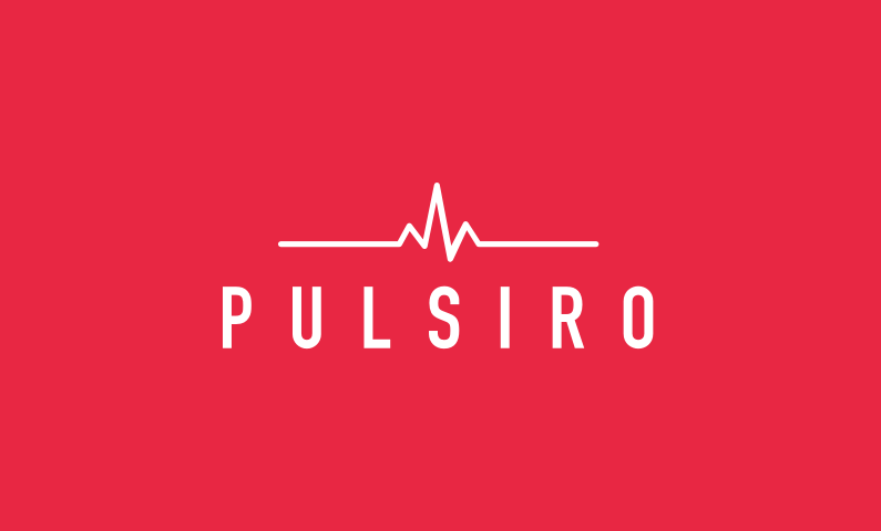 pulsiro logo - Business name for a company in the medical industry