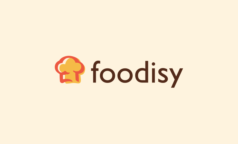 Foodisy - Food and drink domain name for sale