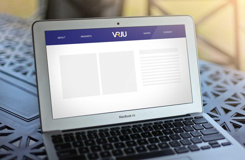 Sample branding #2 for Vrju