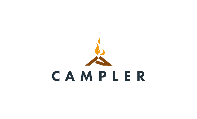 Campler - Ideal business name for a company in the travel industry