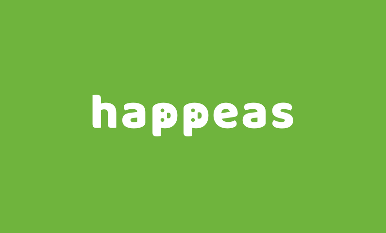Happeas - A cute and happy brand