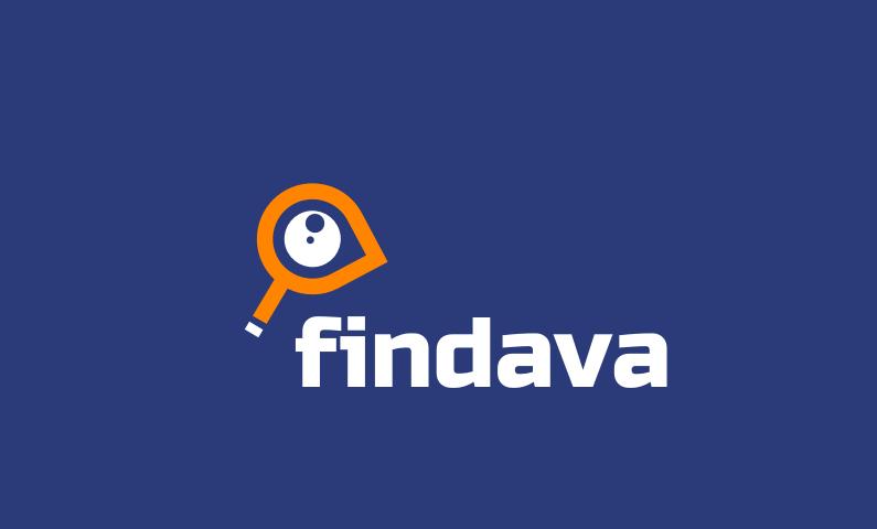 Findava logo