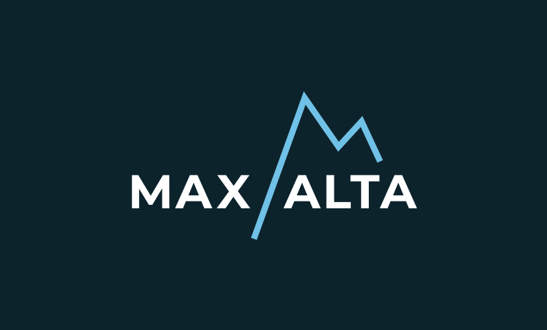 Maxalta - Masculine startup name for sale