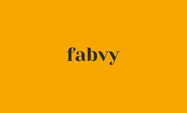 Fabvy