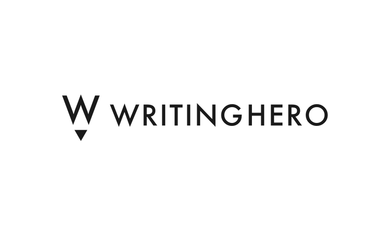 Writinghero - Fun name for a copywriting business