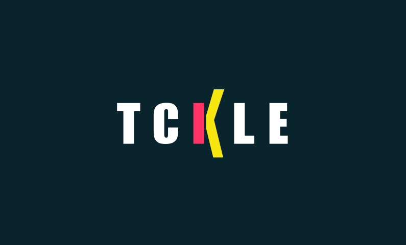 tckle - Memorable and fun domain name
