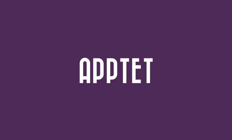 Apptet - Software startup name for sale