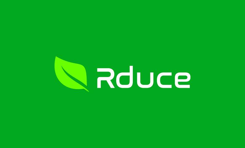 """Rduce - Modern """"green"""" domain"""