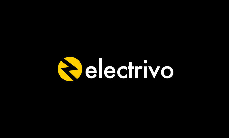 Electrivo - Catchy and electrifying brand name