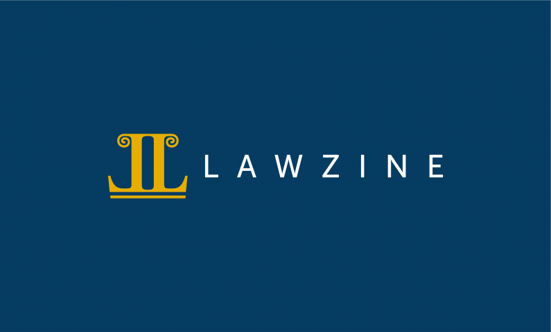Lawzine - Legal startup name for sale