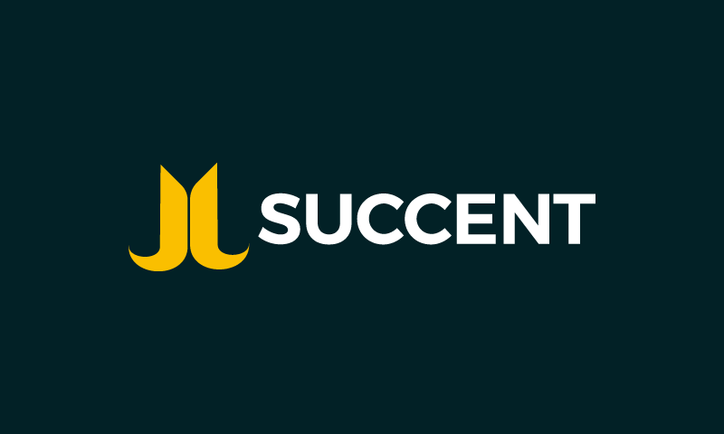 Succent - E-commerce domain name for sale