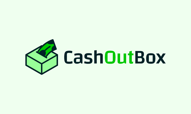 Cashoutbox - Finance brand name for sale