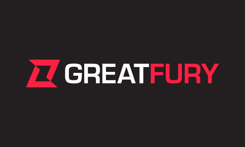 GreatFury logo