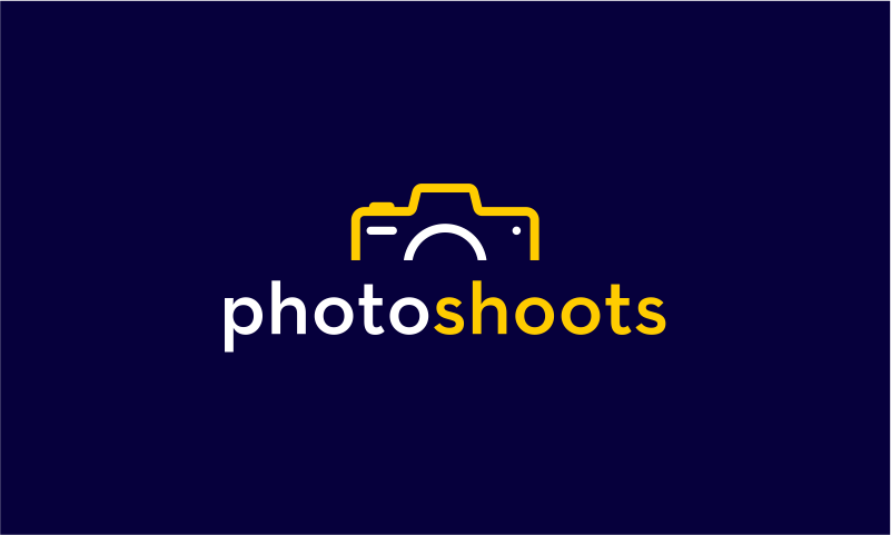 Photoshoots - Photography startup name for sale
