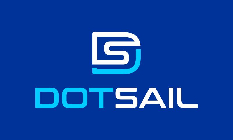 Dotsail - Naval domain name for sale